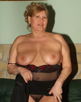 hot irish granny